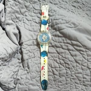 Swatch BLUEMAN GROUP Limited Ed Watch Collectible